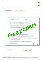 Free papers